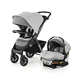 Chicco® Bravo® LE Trio Travel System in Driftwood