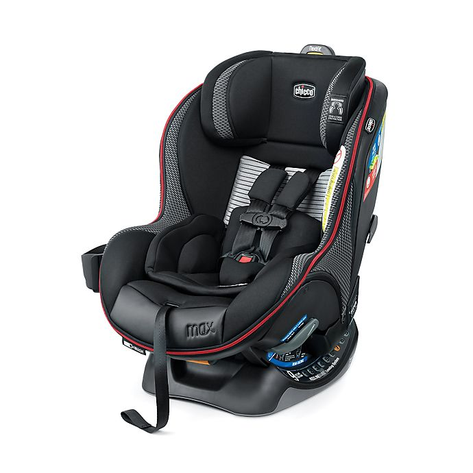 Alternate image 1 for Chicco NextFit® Max Zip Air Extended-Use Convertible Car Seat in Atmosphere