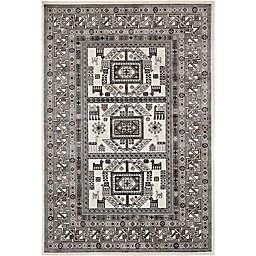 Sonoma Myan Rug in Ivory/Grey
