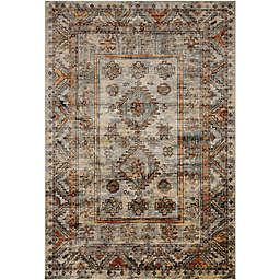Abacasa Sonoma Havilah Rug in Grey/Multi