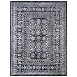 Abacasa Sonoma Salina Rug in Charcoal/Multi