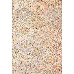 Abacasa Lifestyle Menlo 5' x 8' Handcrafted Multicolor Area Rug
