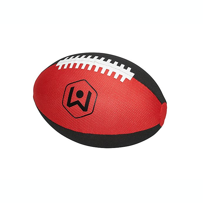 Alternate image 1 for Wicked Big Sports Football in Red/Black