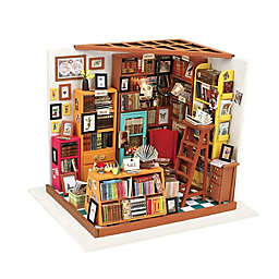 Sam's Study DIY Miniature House 221-Piece 3D Puzzle