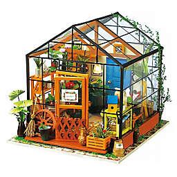 Cathy's Flower House DIY Miniature Dollhouse 231-Piece 3D Puzzle