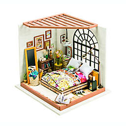 Alice's Dreamy Bedroom DIY Miniature House 142-Piece 3D Puzzle