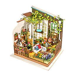 Miller's Garden DIY Miniature House 210-Piece 3D Puzzle