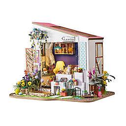 Lily's Porch DIY Miniature House 165-Piece 3D Puzzle