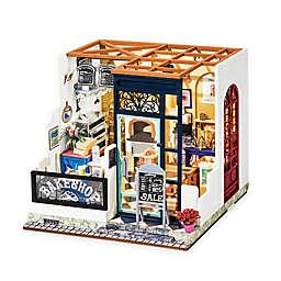 Nancy's Bake Shop 172-Piece 3D DIY Mini Dollhouse Puzzle