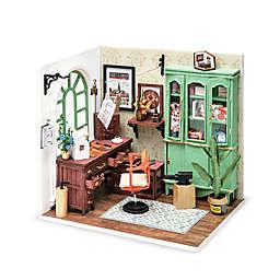 Jimmy's Studio DIY Miniature House 77-Piece 3D Puzzle