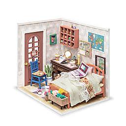 Anne's Bedroom DIY Miniature House 88-Piece 3D Puzzle