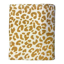 Wild Sage™ Leopard Bath Towel in Yolk Yellow