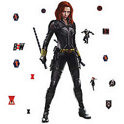 RoomMates® Black Widow Peel & Stick Giant Wall Decals