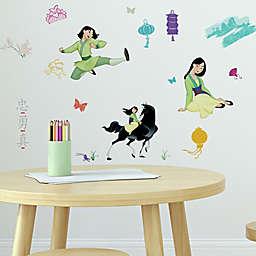 RoomMates® Mulan Peel & Stick Wall Decals