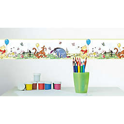 RoomMates® Disney® Winnie the Pooh Toddler Peel & Stick Wallpaper Border