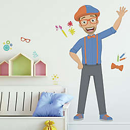 RoomMates® Blippi Peel & Stick Giant Wall Decals