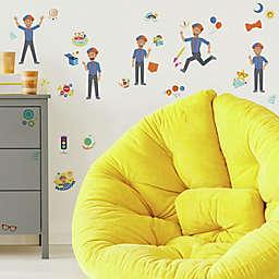 RoomMates® Blippi Peel & Stick Wall Decals