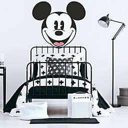RoomMates® Classic Mickey Head XL Peel & Stick Wall Decal