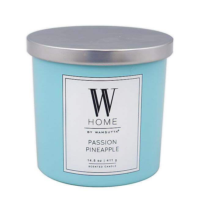 Alternate image 1 for W Home™ Passion Pineapple 14 oz. Candle