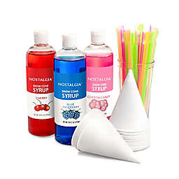 Nostalgia™ Electrics Snow Cone Syrup Party Kit