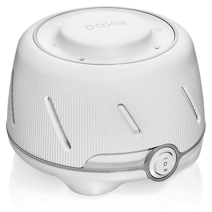 Alternate image 1 for Yogasleep Dohm® The Original Natural Sound Machine in White/Grey