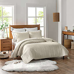 UGG® Dawn 3-Piece Full/Queen Quilt Set in Birch