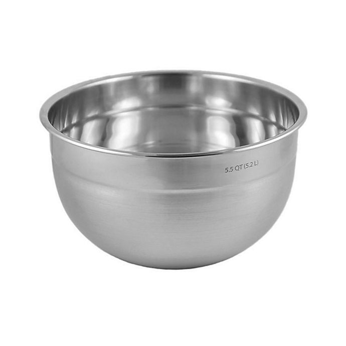 Alternate image 1 for Our Table™ Stainless Steel Mixing Bowl