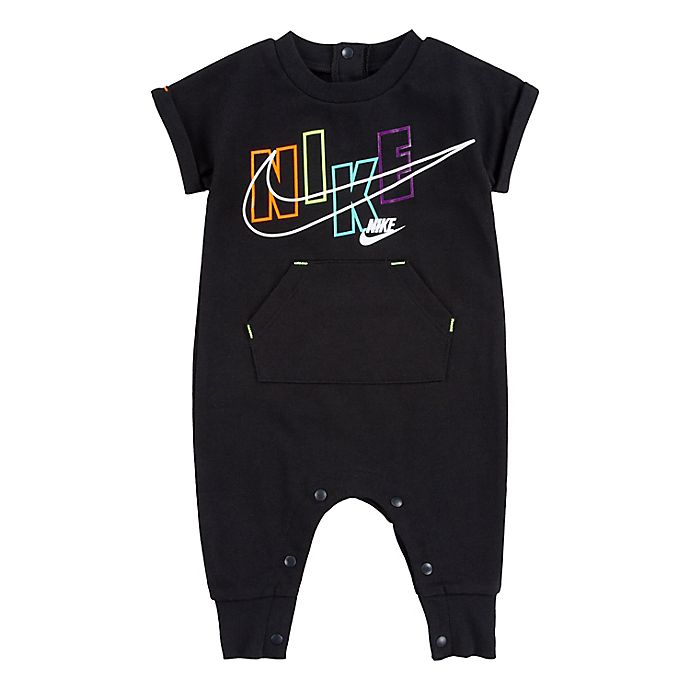 Alternate image 1 for Nike® Now You See Me Romper
