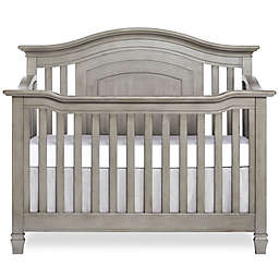 Evolur Fairbanks 5 in 1 Convertible Crib Ash Grey
