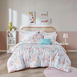 Urban Habitat Kids Iris Reversible Comforter Set in Blush