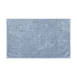 """Simply Essential™ Cotton 20"""" x 32"""" Bath Rug in Grey"""