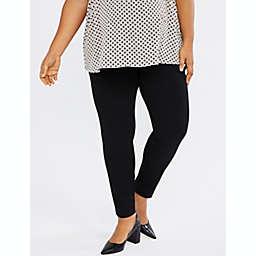 Motherhood Maternity® Plus Size Maia Skinny Leg Maternity Ankle Pant