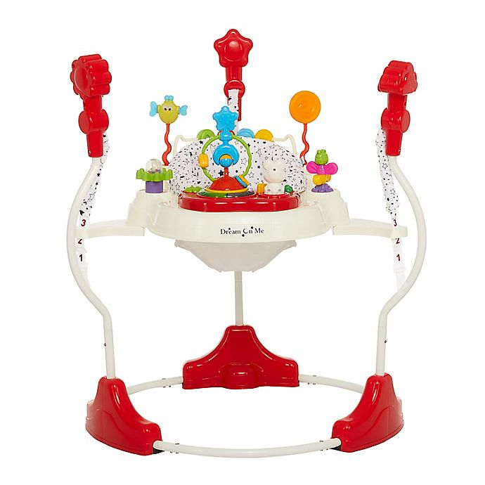 Alternate image 1 for Dream On Me Zany Activity Center Bouncer