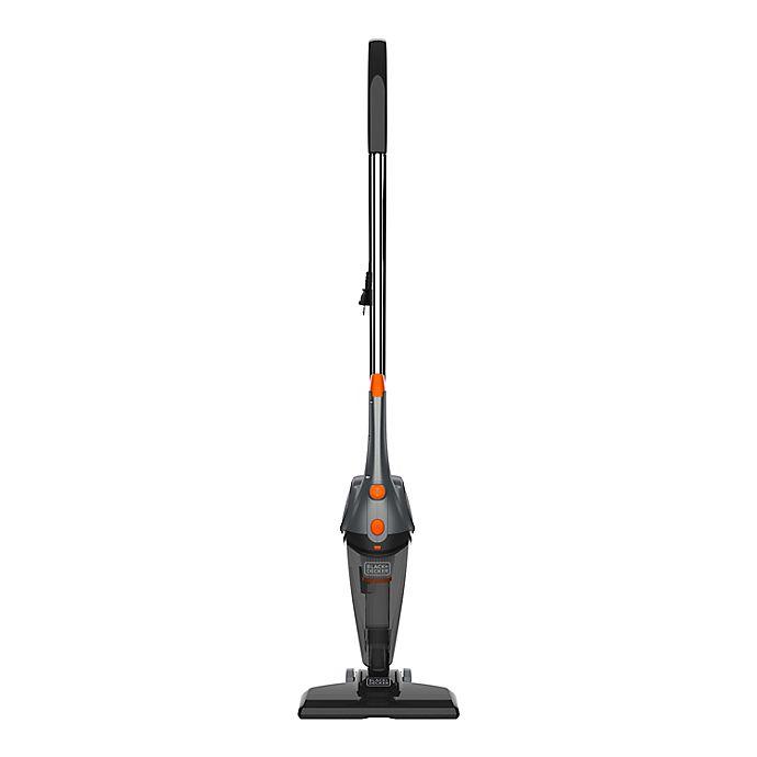 Alternate image 1 for Black & Decker™ 3-in1 Handheld Vacuum in Grey/Orange