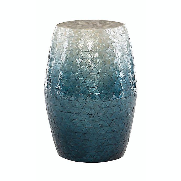 Alternate image 1 for Linon Home Frieda Drum Table