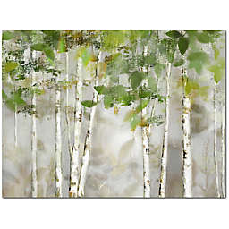 Courtside Market® Evergreen Forest 30-Inch x 40-Inch Gallery Canvas Wall Art