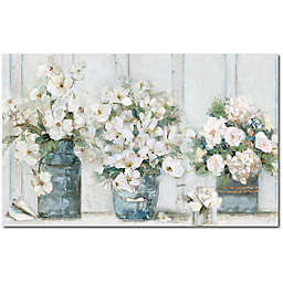 Courtside Market® Cottage Mantle Gallery Canvas Wall Art