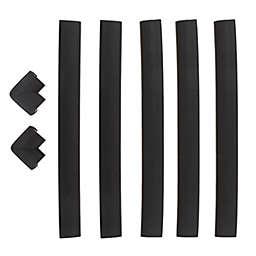 Dreambaby® Bump-Guard® 2-Piece Fireplace Edge Kit in Brown