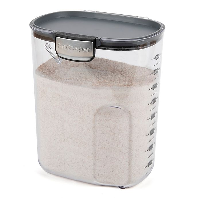 Alternate image 1 for Progressive™ Prepworks® Prokeeper 5 lb. Flour Storage Container