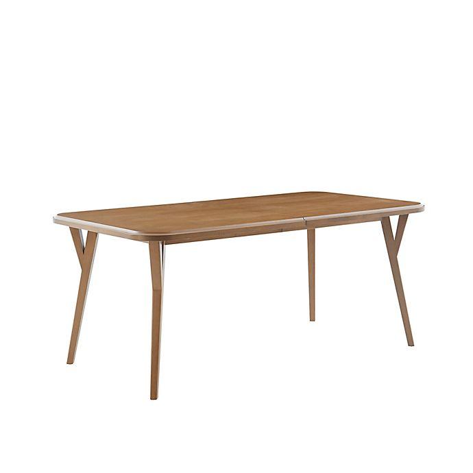 Alternate image 1 for INK+IVY Novak Rectangular Dining Table in Natural