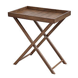 Bee & Willow™ Home Wood Tray Table