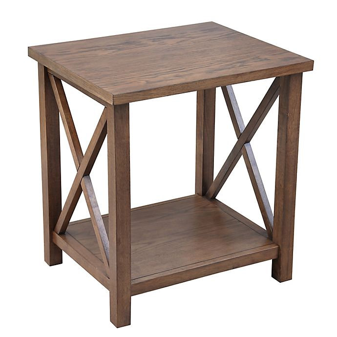 Alternate image 1 for Bee & Willow™ Crossey End Table