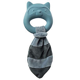 Mary Meyer® Leika Raccoon Teether in Grey