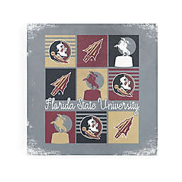 Florida State University Campus Color Squares Canvas Wall Art