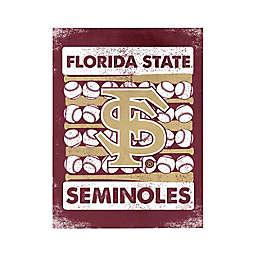 Florida State University Graphic Canvas Wall Art