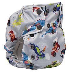 smart bottoms® Dream 2.0 Dragon Cloth Diaper