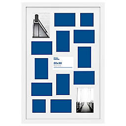 Simply Essential™ Gallery Multi-Photo Matted Wood Wall Frame