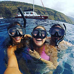 Morning Snorkel and Sail Tour in Kailua Kona, HI by Spur Experiences®