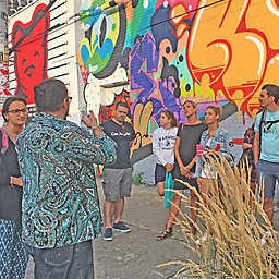 Graffiti and Street Art Walking Tour In NYC by Spur Experiences®
