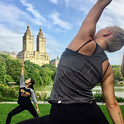 Central Park Yoga and Walking Tour by Spur Experiences®